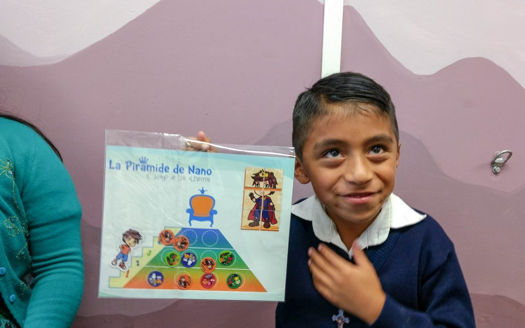 InfoSF trabaja para mejorar la nutrición de niñas y niños en Guatemala