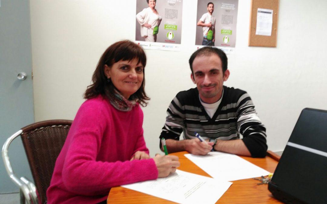 InfoSF firma con ASOE un convenio formativo sobre ostomía