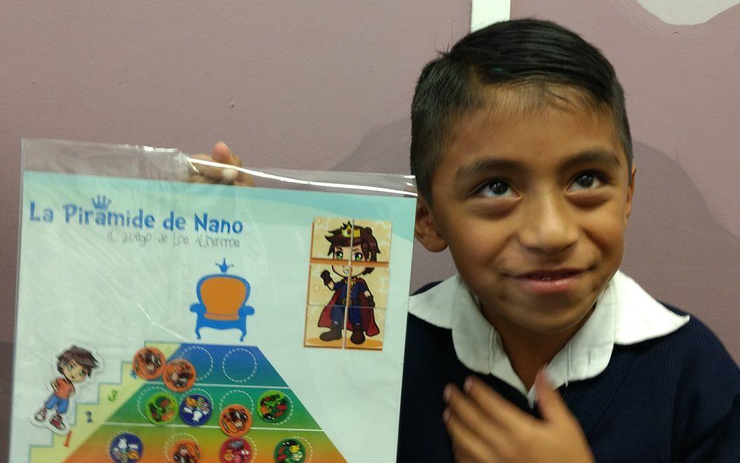 Actualización del proyecto de nutrición infantil en Guatemala