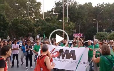 El 6 de octubre se tiñe de verde por los pacientes ostomizados