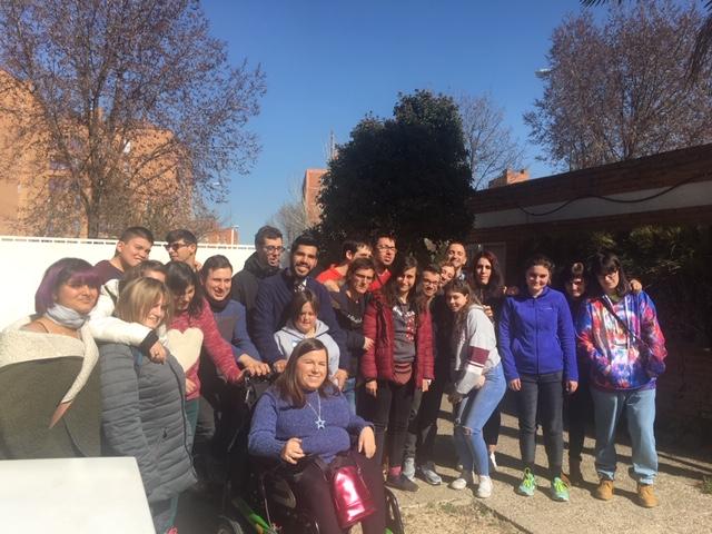 Más allá de la Discapacidad: la experiencia de nuestra compañera Lorena Lillo impartiendo un taller para Capacis