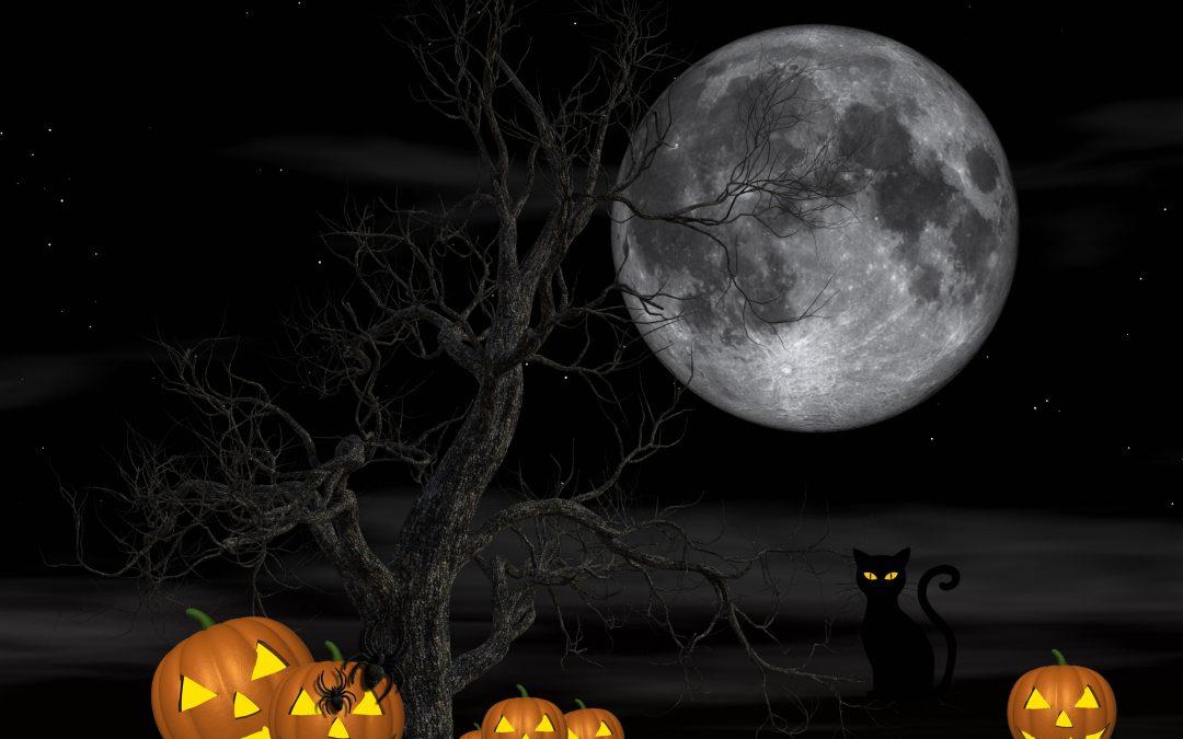 Un poco de Halloween para hablar de la muerte