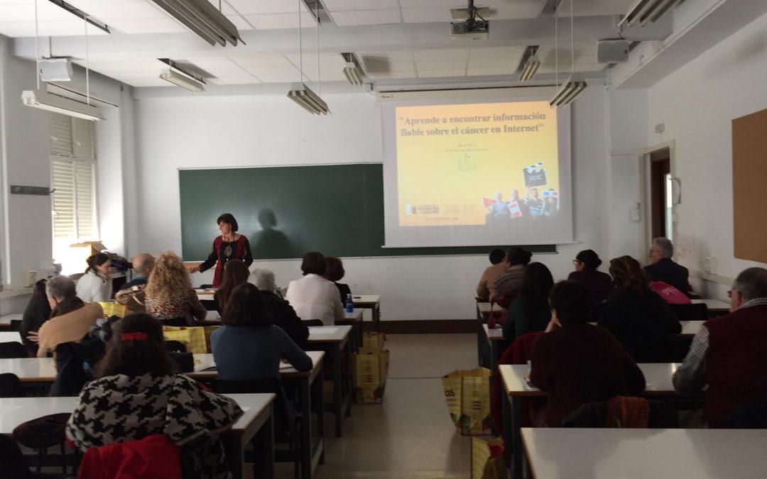 InfoSF, un año más presente en el Congreso de Pacientes con Cáncer de Gepac