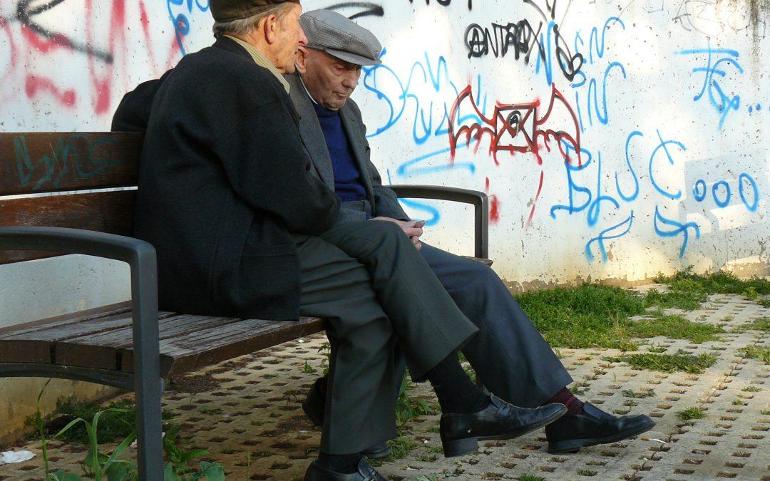 Mucho más que abuelos: el gran reto al que nos enfrentamos como sociedad