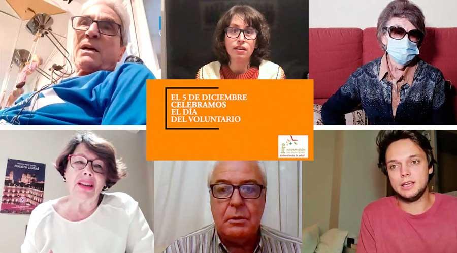 Información Sin Fronteras celebra el Día del Voluntariado con un vídeo testimonial muy especial