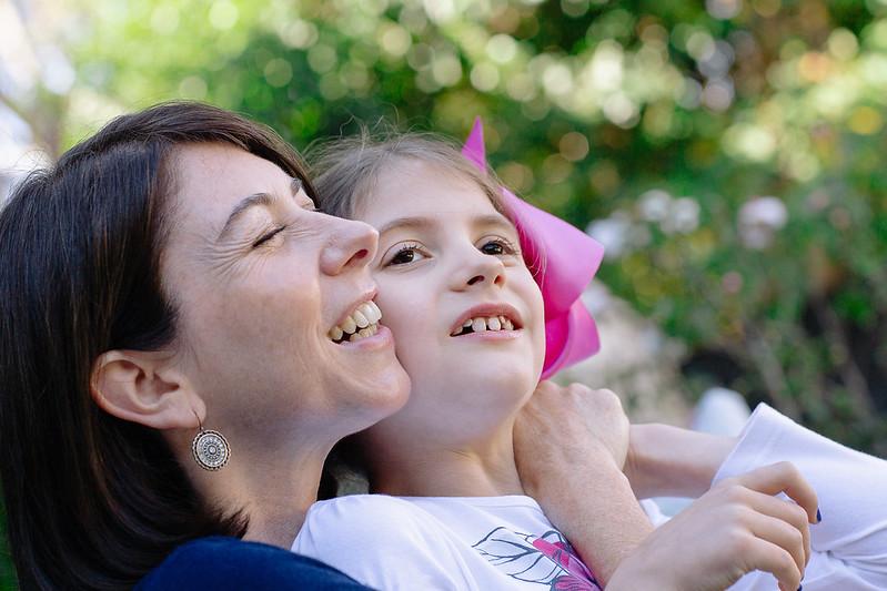 madre e hija enfermedades raras