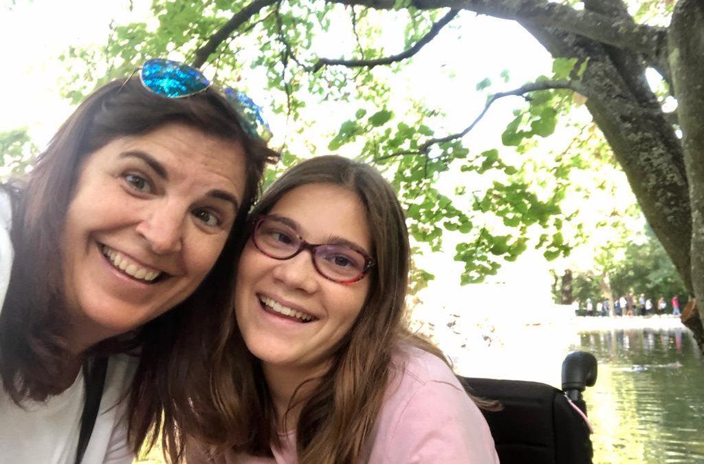 [ENTREVISTA] Del niño al adulto: criando a un hijo con una enfermedad rara