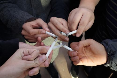 Fumar: La manera más fácil de quemar tu salud