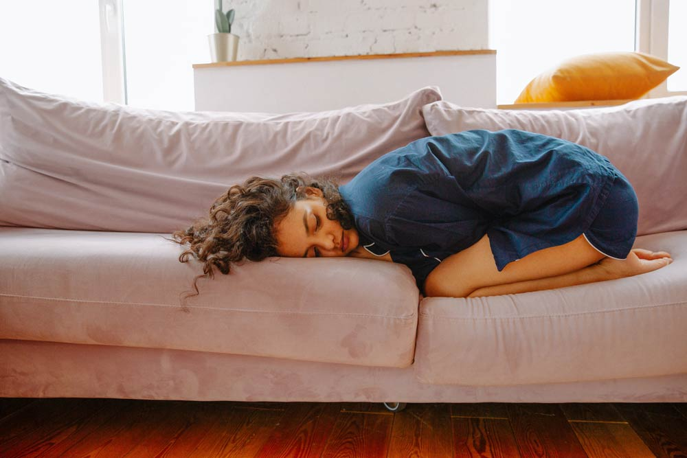 Síndrome Premenstrual Podcast Saludablemente